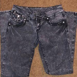 Grace skinny leg jeans